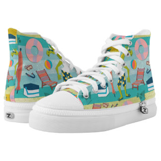 Ready For Unicorn Summer Printed Shoes
