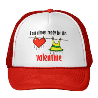 Ready For Valentine Cap