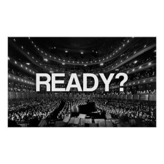 Ready? Print