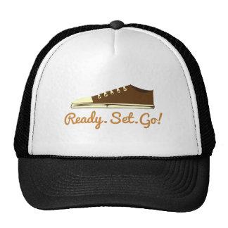 Ready Set Go Trucker Hat