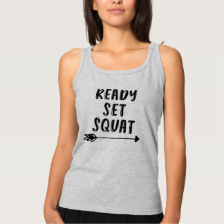 Ready, Set, Squat Singlet