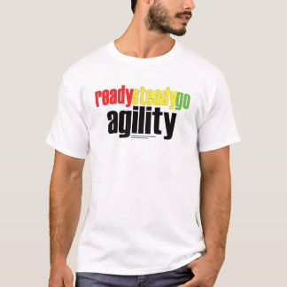 Ready, Steady, Go Agility! T-Shirt