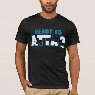 Ready to Attaq Sneakerhead Tee