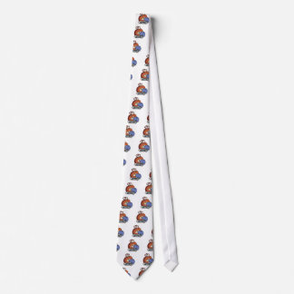 ready to go bowling equipment graphic tie