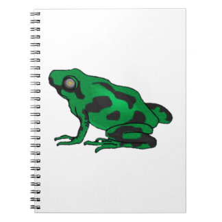 READY TO LEAP NOTE BOOK