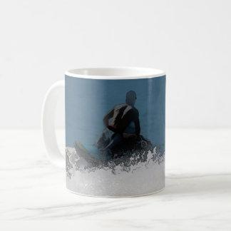 Ready to Make Waves - Jet Skier Coffee Mug