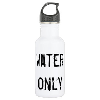 Ready to personalize Water only Water bottle 532 Ml Water Bottle