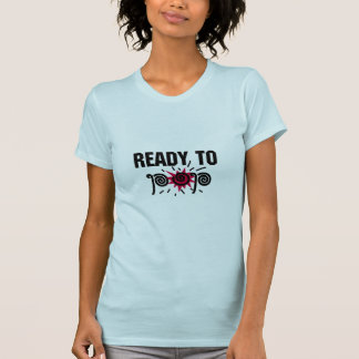 Ready to Pop Maternity T-Shirt