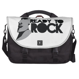 READY TO ROCK! COMMUTER BAG