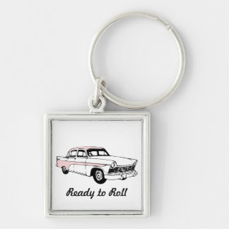 Ready to Roll Vintage Car Key Chains