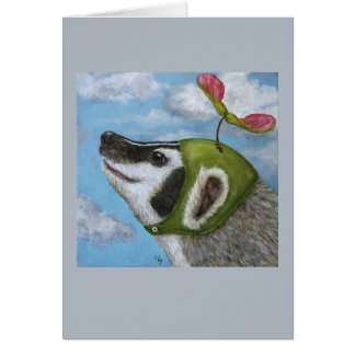 Ready to Soar greeting card