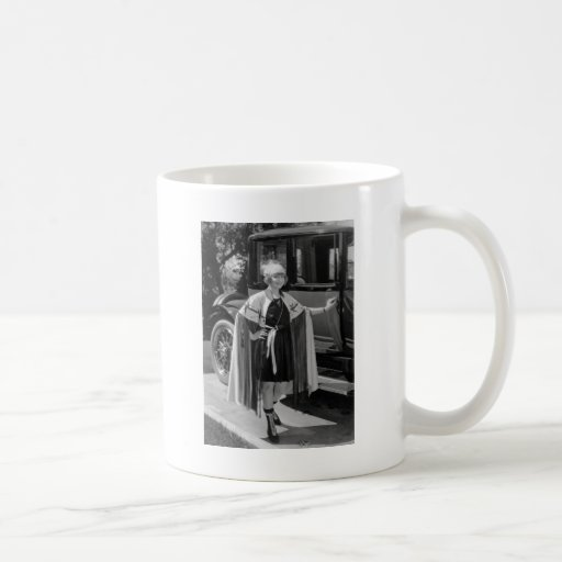 Ready to Wrestle, 1920s Coffee Mugs