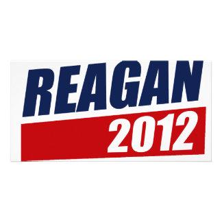 REAGAN 2012 PHOTO CARD