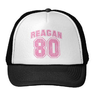 Reagan 80 mesh hats