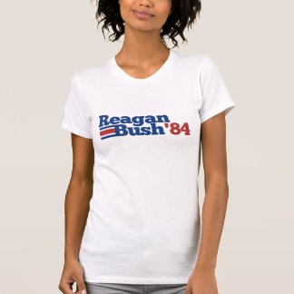 Reagan Bush 1984 Tee Shirts