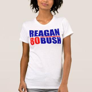 Reagan/Bush '80 T-Shirt