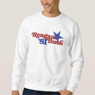 Reagan Bush 81 Sweatshirt