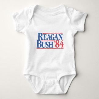 Reagan Bush 84 Baby Bodysuit