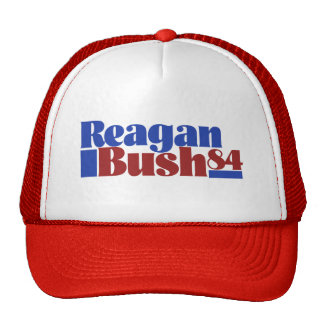 Reagan Bush 84` Cap