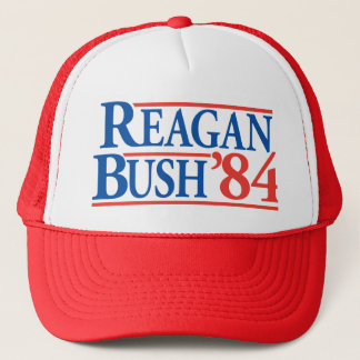 Reagan Bush '84 Hat