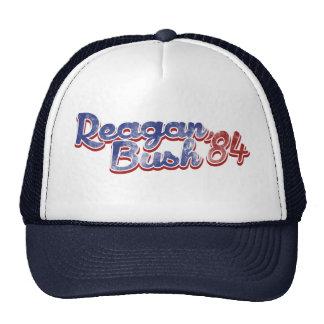 Reagan Bush 84 Mesh Hat