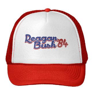 Reagan Bush 84 Mesh Hats