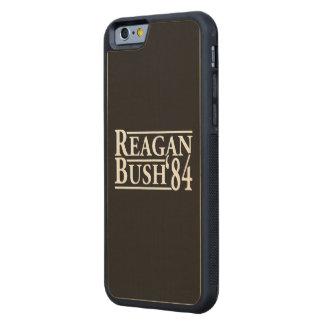 Reagan Bush '84 Maple iPhone 6 Bumper