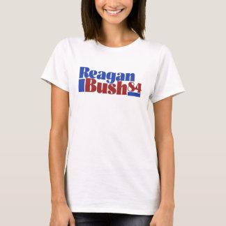 Reagan Bush 84` T-Shirt