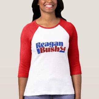 Reagan Bush 84` Tshirts