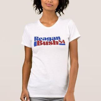 Reagan Bush 84` Tee Shirts