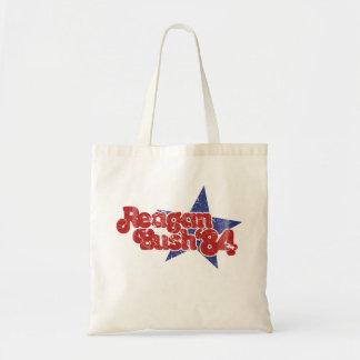 Reagan Bush Canvas Bag