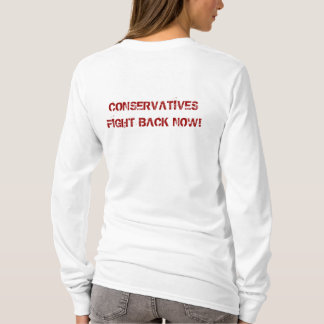 REAGAN, CONSERVATIVES UNITE T-Shirt