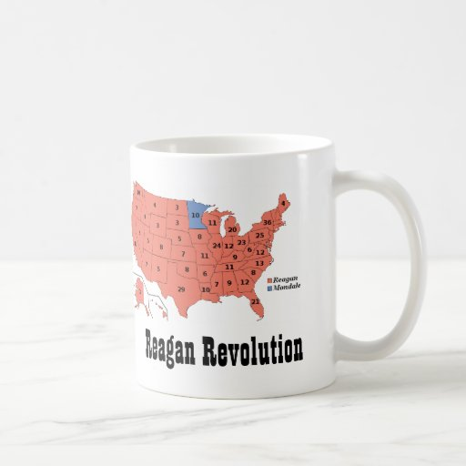 Reagan Revolution Mug