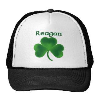Reagan Shamrock Trucker Hats