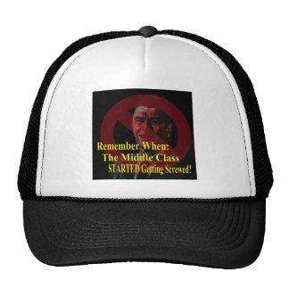 Reagan Started the Lies and Propaganda Trucker Hats
