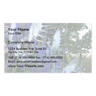 Reakoff cabin, Wiseman, Alaska Business Cards