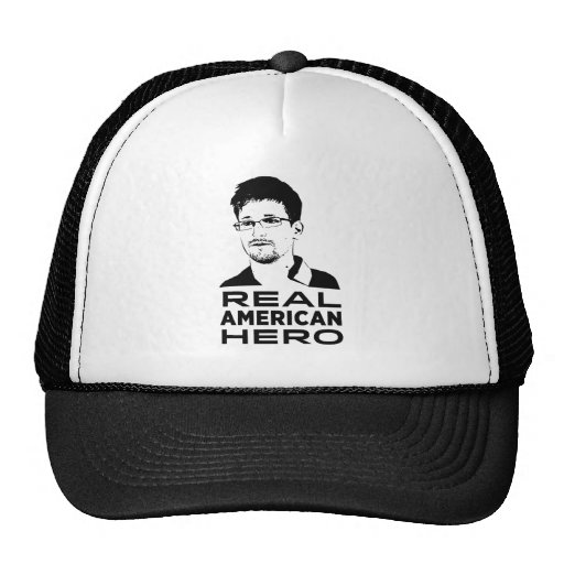 Real American Hero Mesh Hat