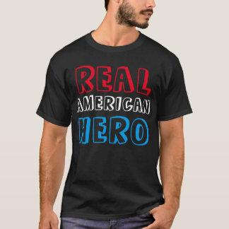 """""""Real American Hero"""" t-shirt"""