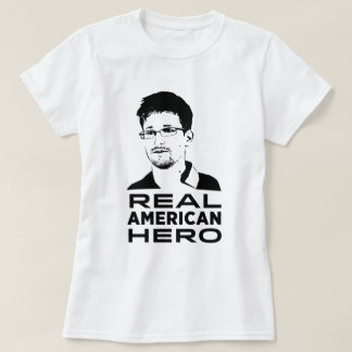 Real American Hero T-Shirt