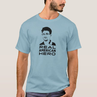 Real American Hero T-Shirt