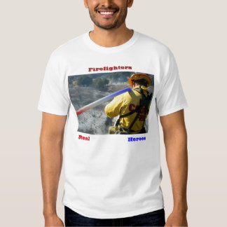 Real American Hero T-shirts