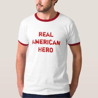 Real American Hero Tees