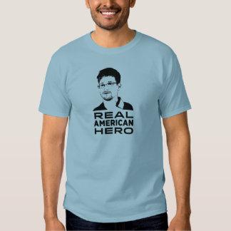 Real American Hero Tshirt