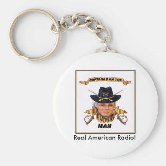Real American Radio! Key Ring