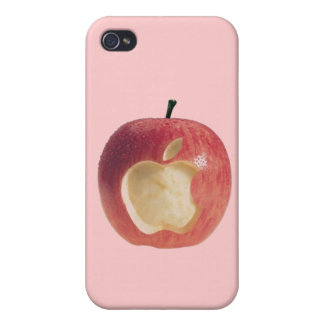 real apple logo design covers for iPhone 4