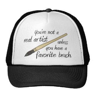Real Artist Mesh Hat
