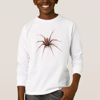 Real Brown House Spider T-shirts