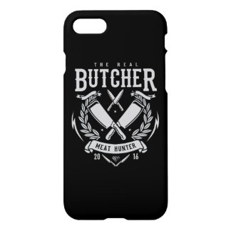 Real Butcher Glossy Phone Case