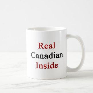 Real Canadian Inside Coffee Mugs