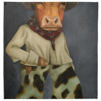 Real Cowboy 2 Napkin